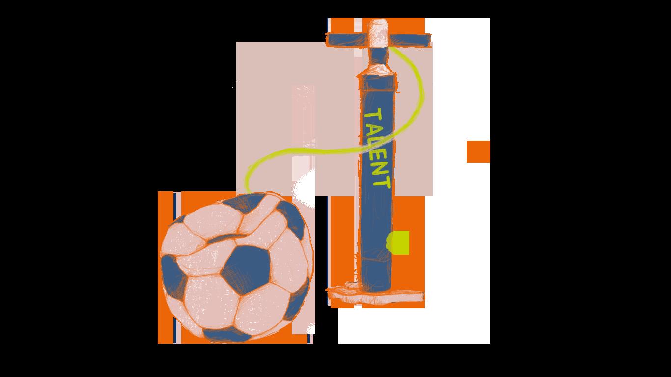 Fodbold_talent_pumpe_ny_farve